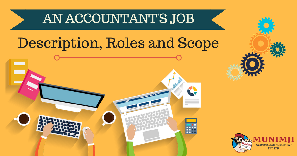 An Accountants JobDescription Roles and Scope