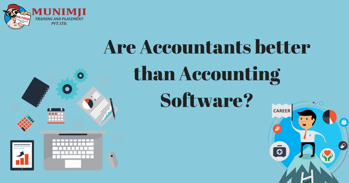 Are Accountants Better than Accounting Software