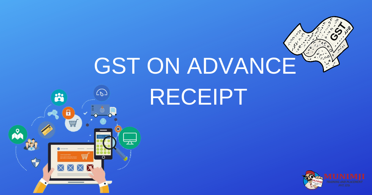 GST on Advance Tax