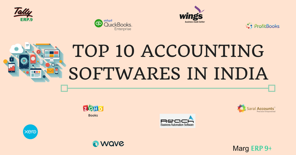 TOP 10 ACCOUNTING SOFTWARES