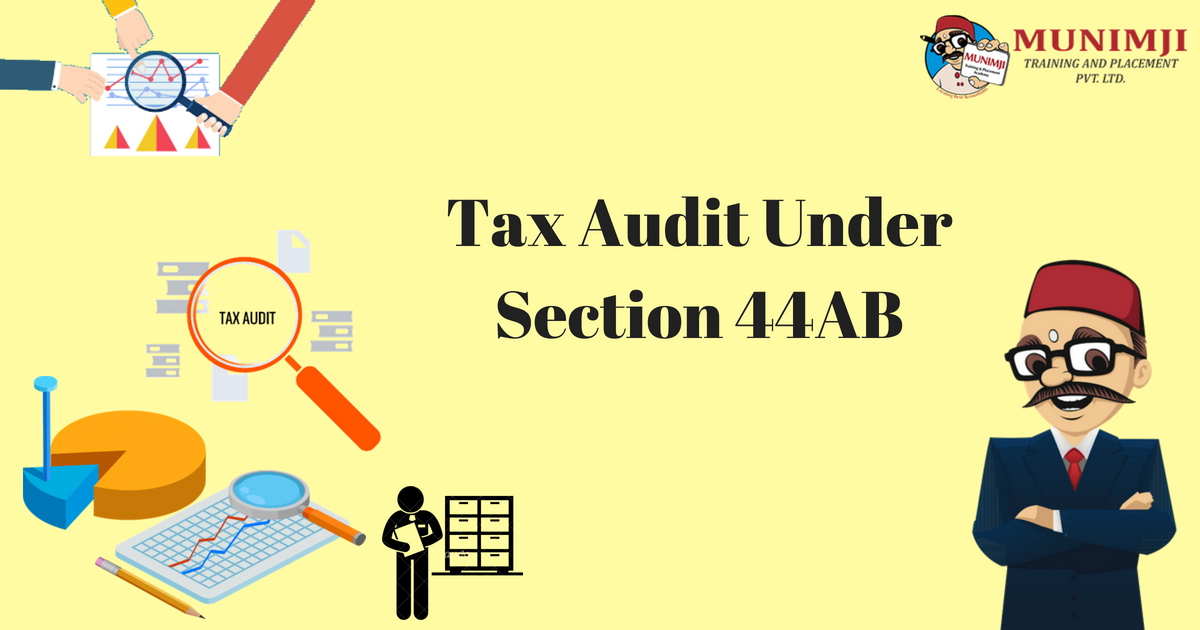 Tax Audit U2FS 44AB