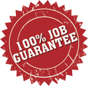 100% Job Guarantee